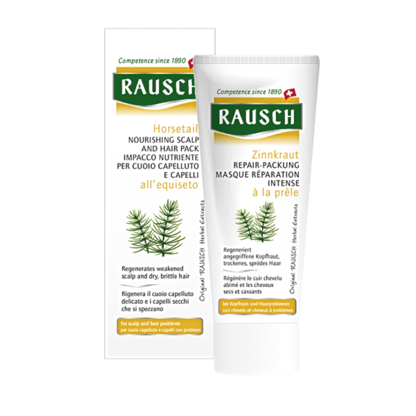 Rausch Horsetail Nourishing Scalp and Hair Pack