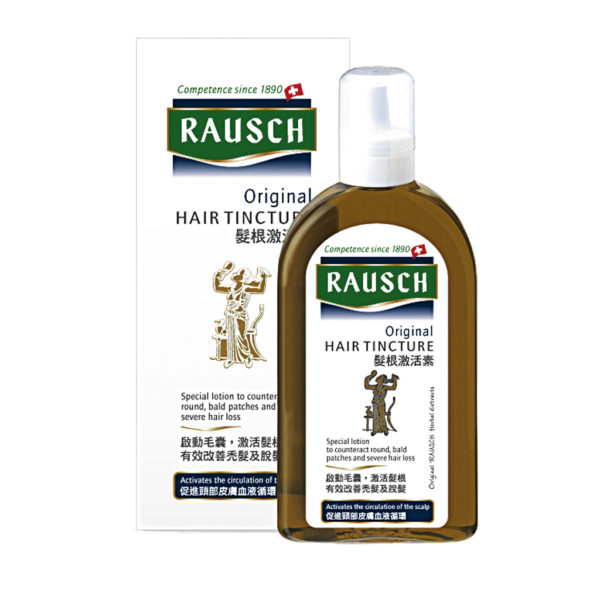 Rausch Original Hair Tincture