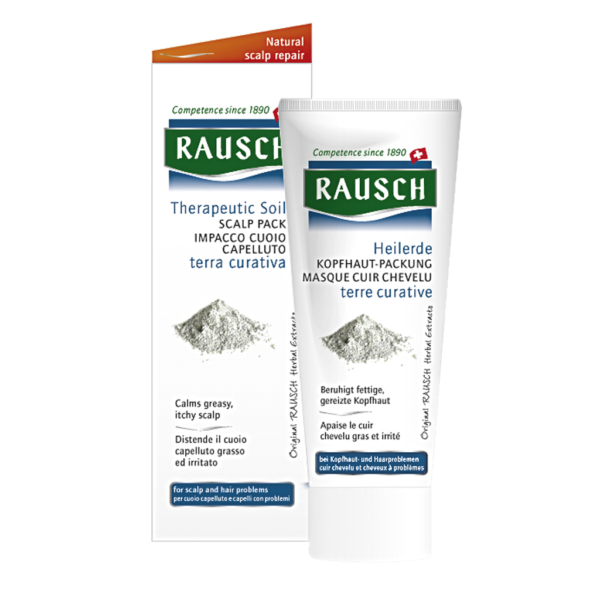 Rausch Therapeutic Soil Scalp Pack